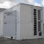 Rov Control Cabin