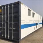 Custom Container Hydrogenics
