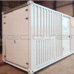 Custom Container Nidec