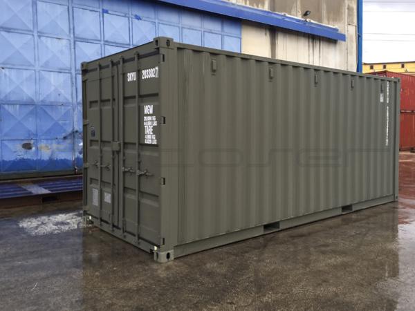 Military Defense Mecoser Sistemi Custom Containers