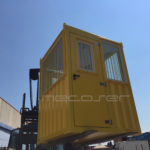 Insulated Control Cabin