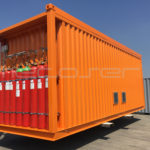Insulated Custom Container