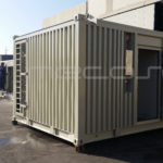 Mobile Pretroleum Laboratory Hydrocarbons Analysis in Custom Container