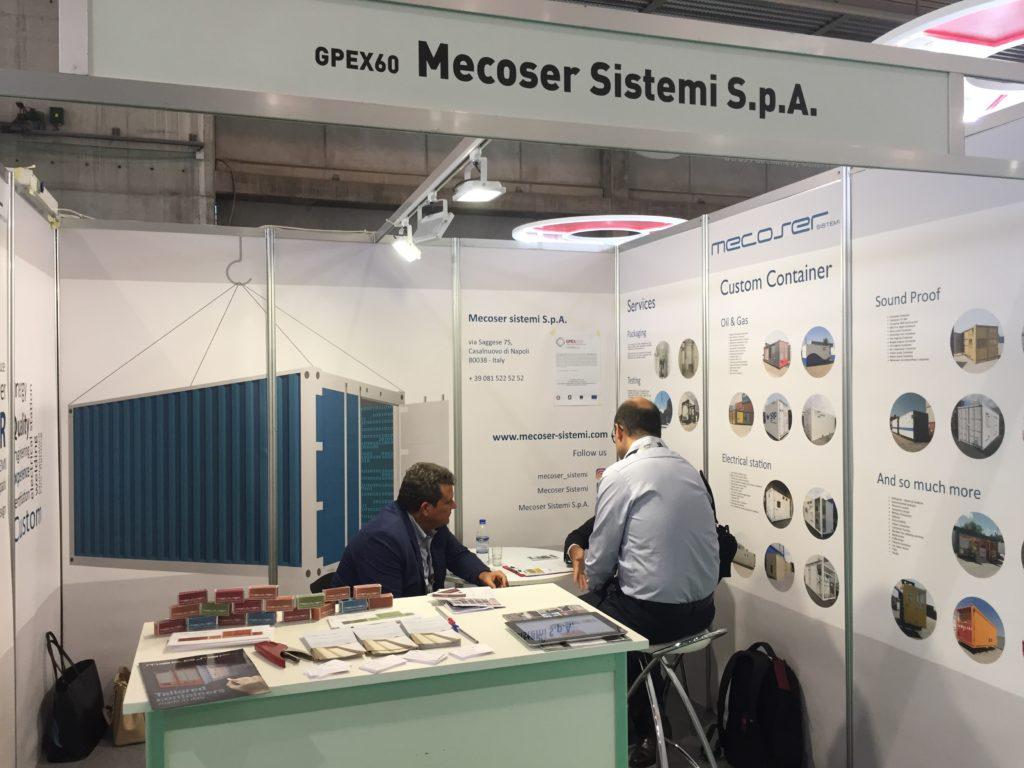 Mecoser Sistemi at GPEX2018