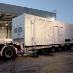 Power generators Containers